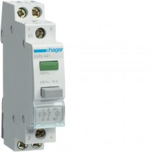 SVN441 Przycisk sterowniczy 2NC LED zielona 230V 16A