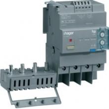 Blok różnicowoprądowy 4P 125A regulowany