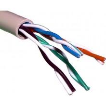 Kabel teleinformatyczny U/UTP kat.5e 4x2x0,5 /bębnowy/ - metr