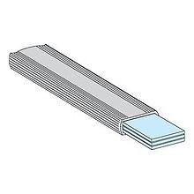 Szyna elastyczna 400A 1,8m 32x5 lameli 04751