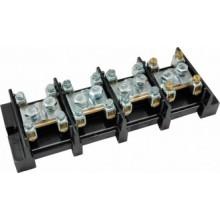 Odgałęźnik instalacyjny 4-torowy (zacisk