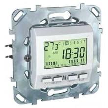 Unica Plus Programator czasowy tygodniowy biel polarna MGU50.541.18Z