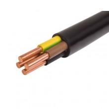Kabel energetyczny YKY 4x4 żo 0,6/1kV /100m/ - krążek
