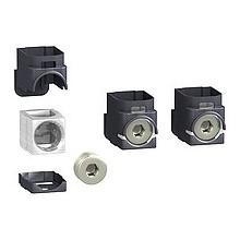 Zacisk klatkowy aluminiowy 3P 120-185mm2 CVS/NSX/INS160/250 (komplet na jedną stronę 3szt.) LV429259