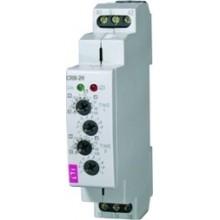 Przekaźnik cykliczny asymetryczny 1P 0,1sek-100dni 12-240V AC/DC CRM-2H