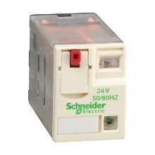 Przekaźnik miniaturowy 2P 12A 24V AC RXM2AB2B7