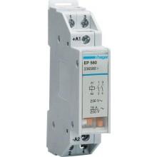 Przekaźnik bistabilny szeregowy 2Z 230V AC 16A EP580