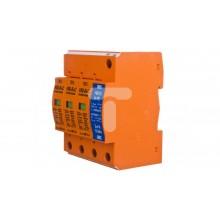Ogranicznik przepięć B+C 4P 12,5kA 1,3kV V50-B+C 3+NPE 5093654