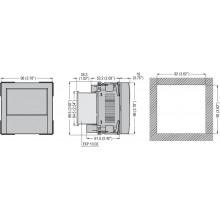 Przekaźnik PV nadzoru napięcia i częstotliowści 100V-400V AC /110-250V DC 50/60Hz norma CE I0-21 PMVF20