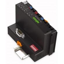 Programowalny sterownik sieciowy CPU 16 bit 128kB CANopen XTR 750-838/040-000