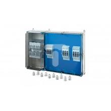 Rozdzielnica akumulatorów dla 1 zespołu i 3 falowników 400A DC Mi PV 3903 20001246