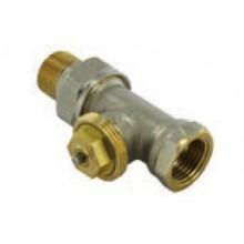 Zawór termostatyczny prosty Kv 0,028 - 0,49 - nowa wersja - kg