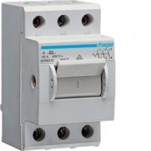 SH363N Modułowy rozłącznik izolacyjny w obudowie kompaktowej 3-biegunowy 63 A