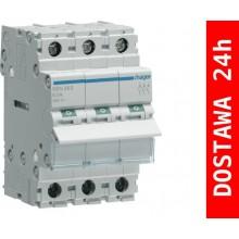 SBN363 Modułowy rozłącznik izolacyjny 3-biegunowy 63 A