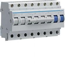 SF463 Modułowy przełącznik zasilania 3P+N I-O-II 63 A