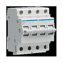 SF263 Modułowy przełącznik zasilania 1P+N I-O-II 63 A