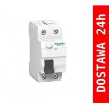 A9Z05225 Wyłącznik różnicowoprądowy 2P 25A 30mA typ AC ID K