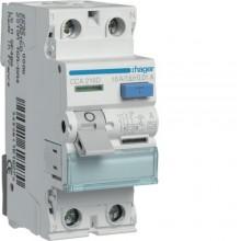 CCA216J RCCB Wyłącznik różnicowoprądowy 2P 16A/10mA Typ A