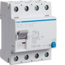 CDC490 RCCB Wyłącznik różnicowoprądowy 4P 125A/30mA Typ AC