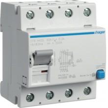 CFB440D RCCB Wyłącznik różnicowoprądowy 4P 40A/300mA Typ B