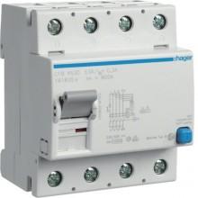CFB463D RCCB Wyłącznik różnicowoprądowy 4P 63A/300mA Typ B