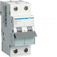 MBN510E MCB Wyłącznik nadprądowy 6kA 1P+N B 10A