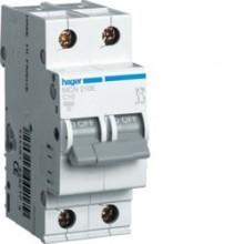 MCN210E MCB Wyłącznik nadprądowy 6kA 2P C 10A