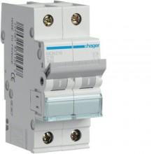 MCN216E MCB Wyłącznik nadprądowy 6kA 2P C 16A