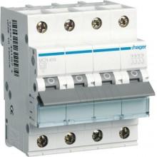 MCN410E MCB Wyłącznik nadprądowy 6kA 4P C 10A