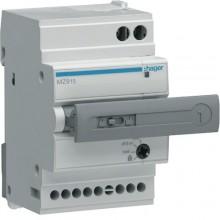 MZ915 Napęd zdalny automatyczny do MCB 3P/4P/3P+N, RCCB, RCBO