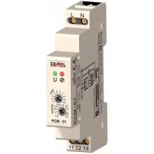 PCM-01 Przekaźnik czasowy