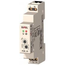 PCM-03 Przekaźnik czasowy