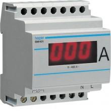 SM401 Amperomierz cyfrowy przekładnikowy 0-400A