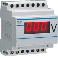 SM501 Woltomierz cyfrowy bezpośredni 0-500V