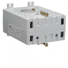 SR300 Przekładnik prądowy 300/5A, średnica kabla do 35mm, wymiar szyny do 40x10 mm