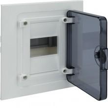VF104TD Rozdzielnica podtynkowa golf, IP40, drzwi transparentne, 4M