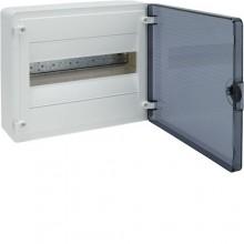 VS112TD Rozdzielnica natynkowa golf, IP40, drzwi transparentne, 12M