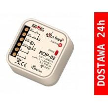 ROP-02 Radiowy odbiornik dopuszkowy 2-kanałowy