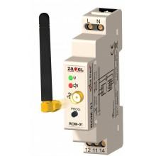 ROM-01 Radiowy odbiornik modułowy 1-kanałowy