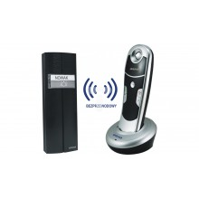 0001-00001-72727 Domofon bezprzewodowy radiowy 75m TECTUM OR-DOM-CL-909