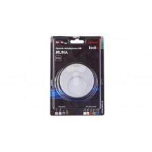 Oprawa oświetleniowa podtynkowa LED MUNA 1,23W 230V AC IP20 ALU biała ciepła 02-221-12