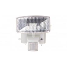 Oprawa solarna ścienna LED SOL 80 plus IP44 8x0,5W 350lm z czujnikiem ruchu szaro-biała 1170850