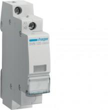 SVN125 Lampka sygnalizacyjna LED przeźroczysta 230V AC