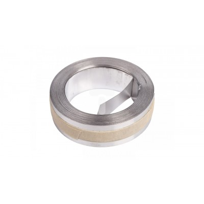 Taśma aluminiowa bez kleju do PLE 12mm x 4,8m S0720160