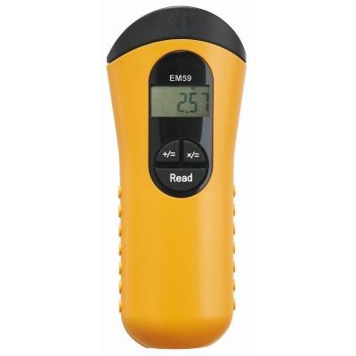 Odległościomierz ultradźwiękowy 0,4-18m dokładność +/-0,5% żółty 31C902