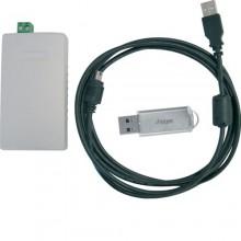 Oprogramowanie domovea z interfejsem USB/KNX TJ701A