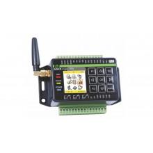 Sterownik PLC 4we/4wy cyfrowe 4wy analogowe 32GB 12V DC MAX Logic H04 PAKIET