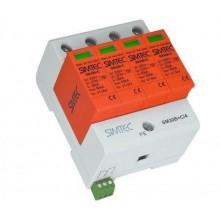 Ogranicznik przepięć B+C 4P 30kA SIMTEC SM30B+C/4-275 85201000