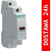 SVN122 Lampka sygnalizacyjna LED czerwona 230V AC