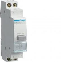 SVN352 Przełącznik przyciskowy 1NO+1NC 16A